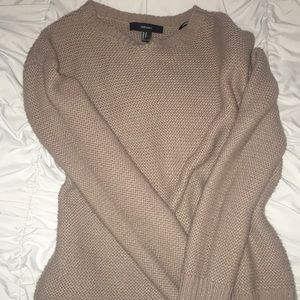 Forever 21 knit sweatshirt